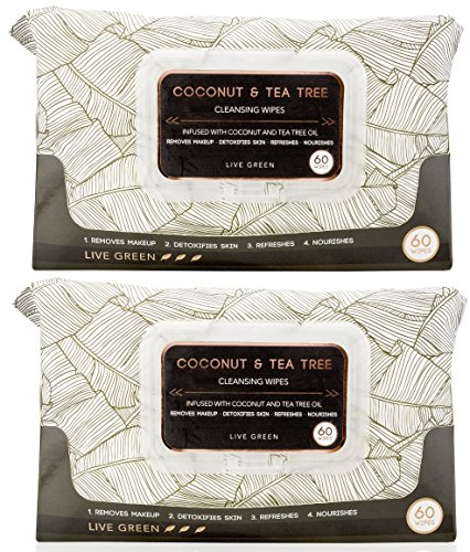 Live Green Count Coconut Cleansing product image