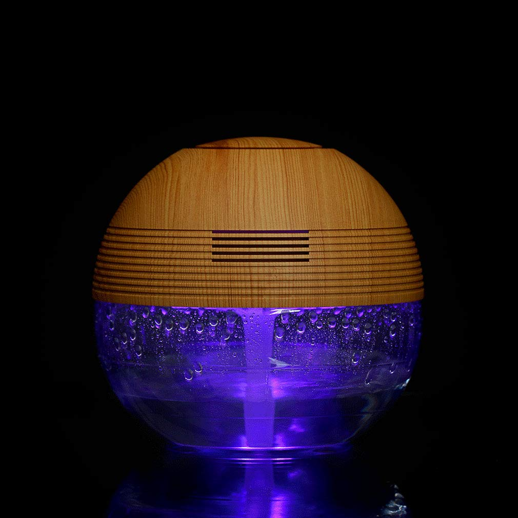 UROMA Water Based Air Revitalizer Purifier Odor Remover Humidifier Aromatherapy Air Cleaner Honey