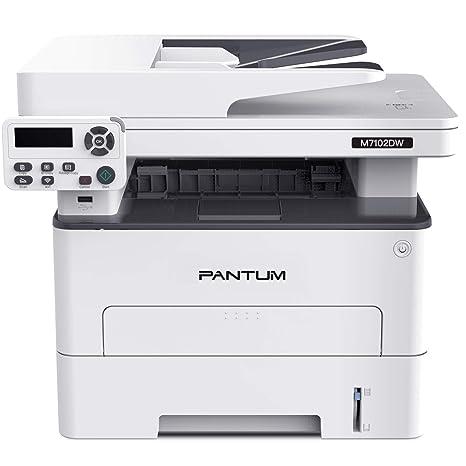 Amazon.com: Pantum M7102DW - Impresora multifunción láser ...