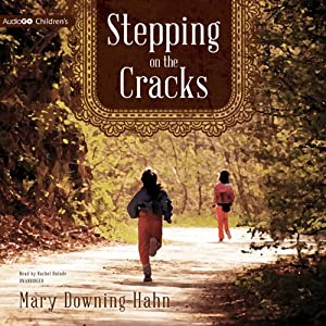 Stepping on the Cracks Audiobook