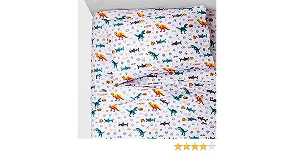 by Pillowofrt Pillowfort Carnivore Crossing Full Size Sheet Set 4 Piece Set
