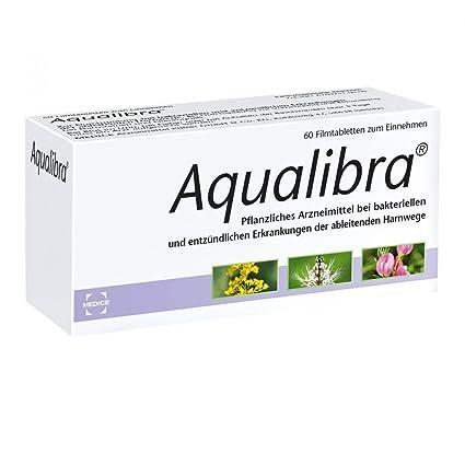 Aqua libra película tabletas 60 pcs