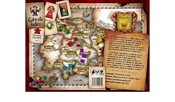 El Grande: Amazon.es: Juguetes y juegos
