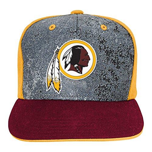 3e3d8e067 Washington Redskins Flat Bill Hats. NFL Washington Redskins Magna Flat brim  Snapback ...