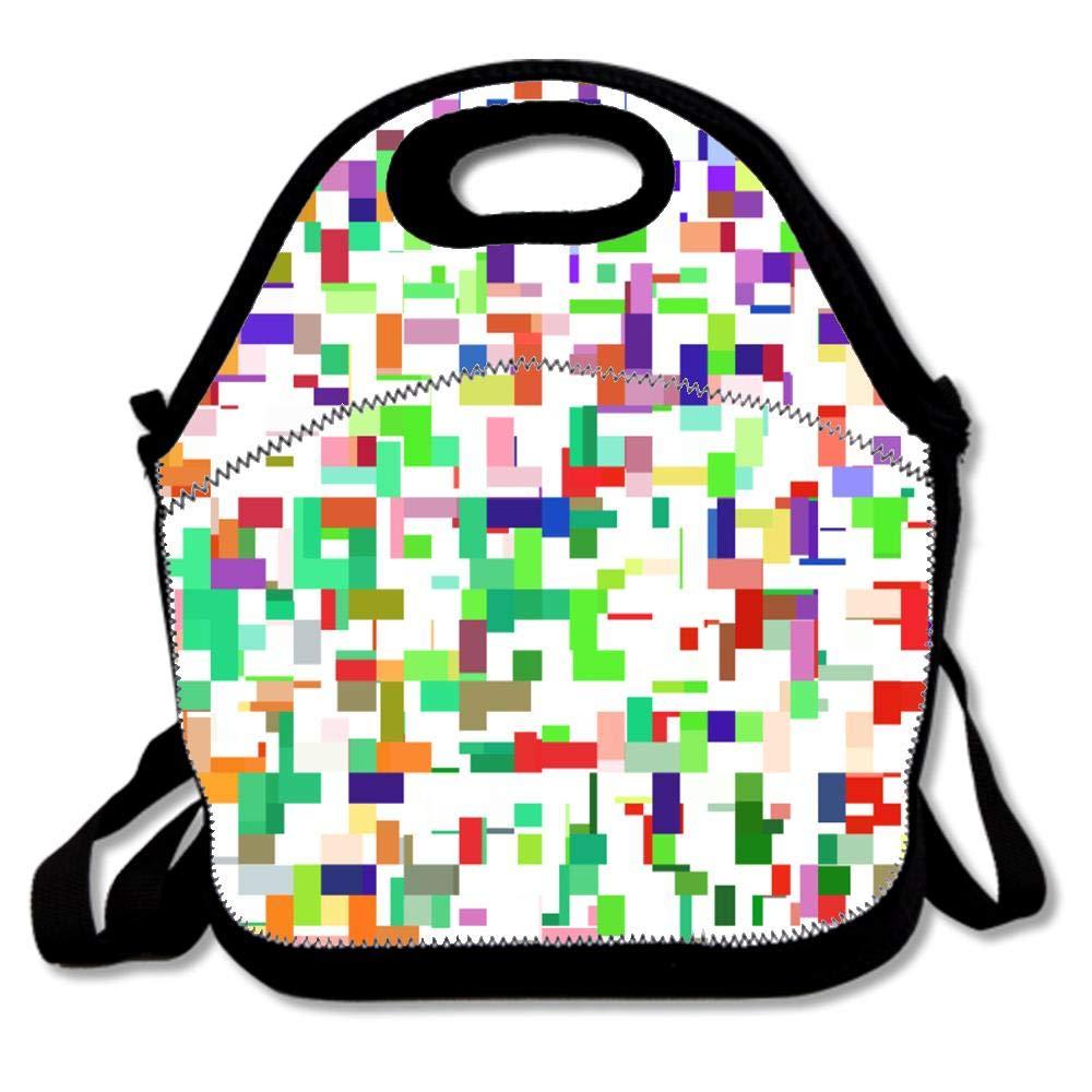 a9398ecc491b Amazon.com: Blonde Hair Bikini Furry Girl Hand Lunch Bags Insulated ...