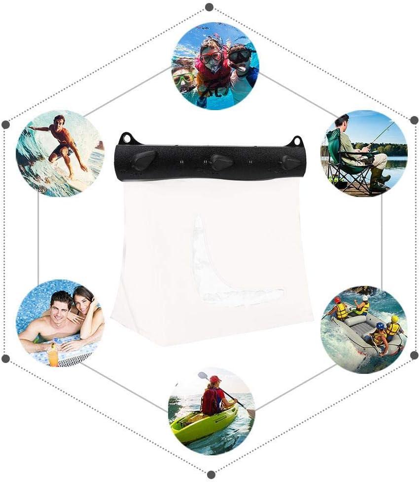 Outdoor 20m Sports Nautiques Drafting Rafting Storage Dry Bag Waist Pack WolfGo Sac de Rangement /étanche