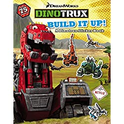 Build It Up: A Dinotrux Sticker Book