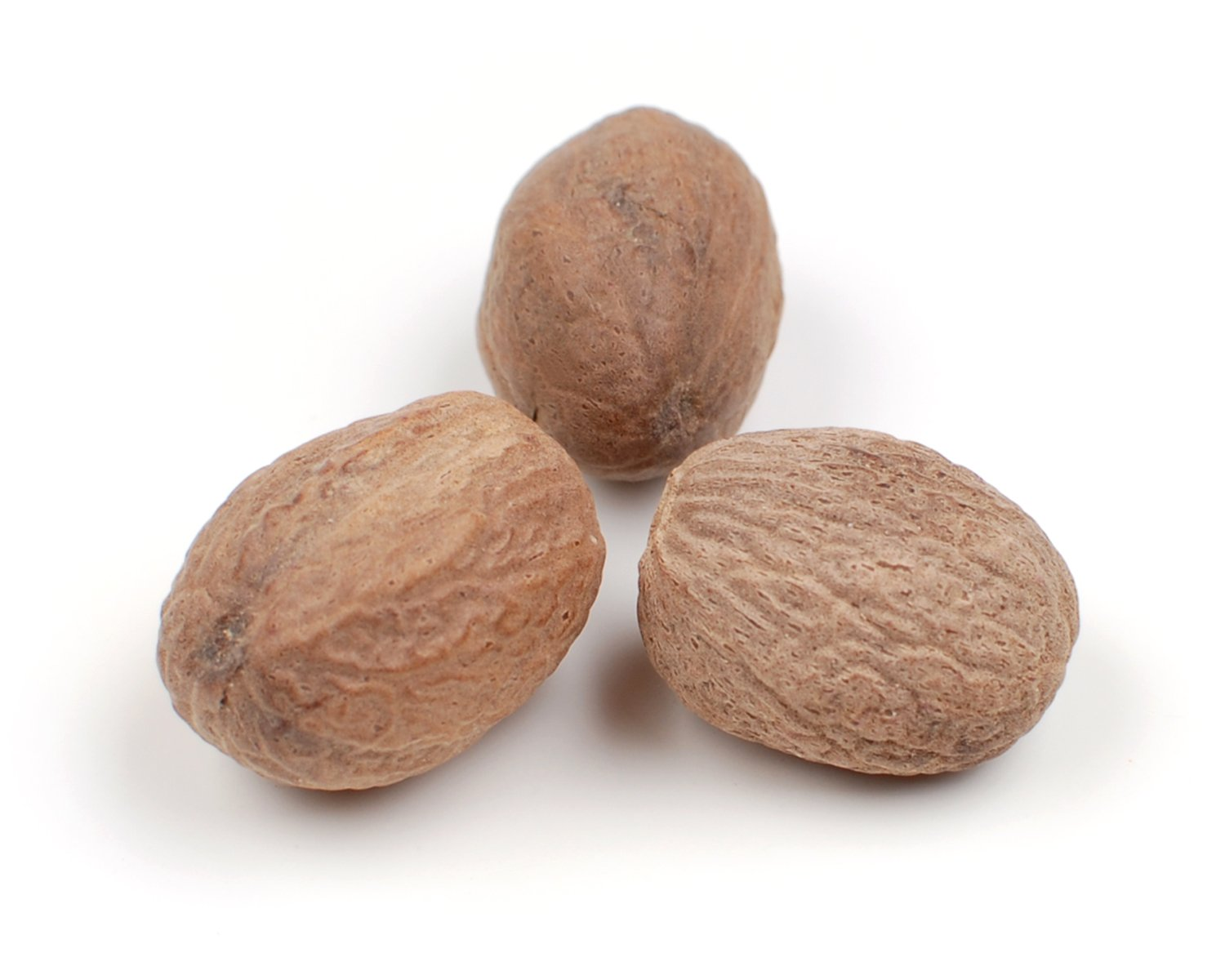 Nutmeg, Whole - 9 Lb Bag / Box Each by Angelina's Gourmet
