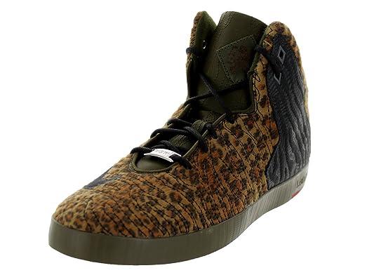 Nike Men\u0027s Lebron XI Nsw Lifestyle Drk Ldn/Drk Ldn/Blk/Unvrsty Rd