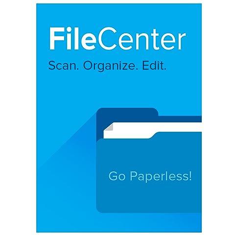 FileCenter Pro Plus 10 [Download] (Paperport Windows 7)