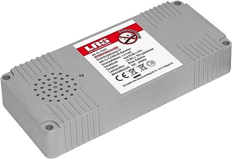 LAS Marderschutz Ultraschall Marderabwehr Marderschreck batteriebetrieben Piezo