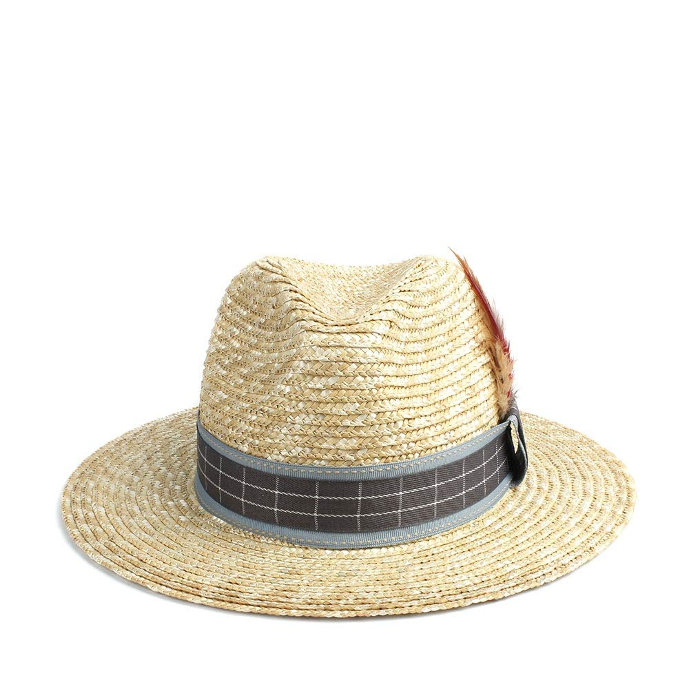 Cute Sun Hat Women Straw Cap Elegant Two Feathers Fashion Hat Beach Sun Hat Jazz Hat Men Summer Panama Hat Sun Hats