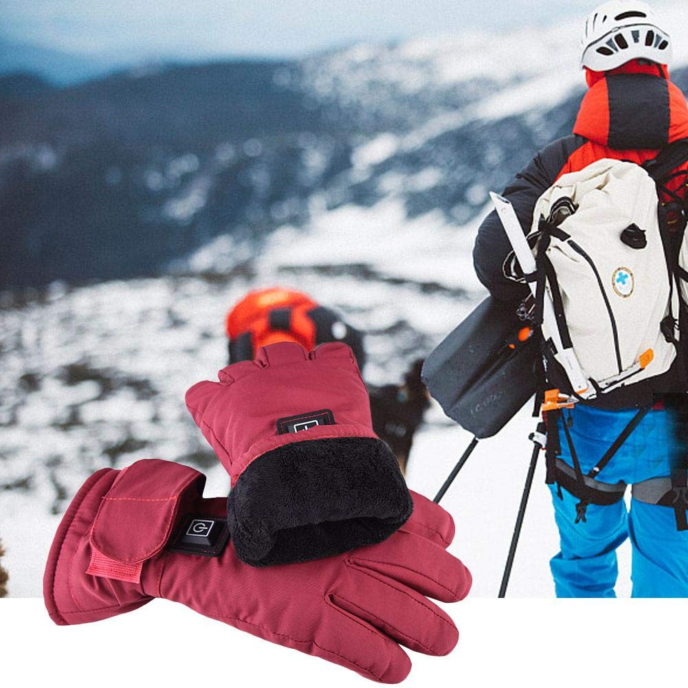 Yunt Electric Heated Gloves,Waterproof Touch Screen Heating Gloves by Yunt (Image #5)