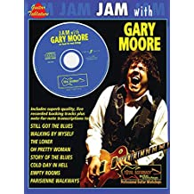 Jam with Gary Moore: Book & CD (Faber Edition: Jam with...)
