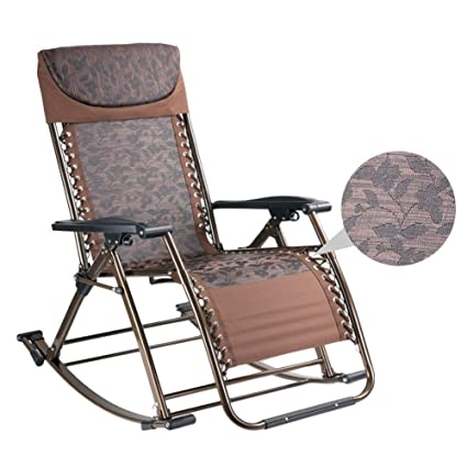 Amazon.com: Silla reclinable para patio al aire libre ...