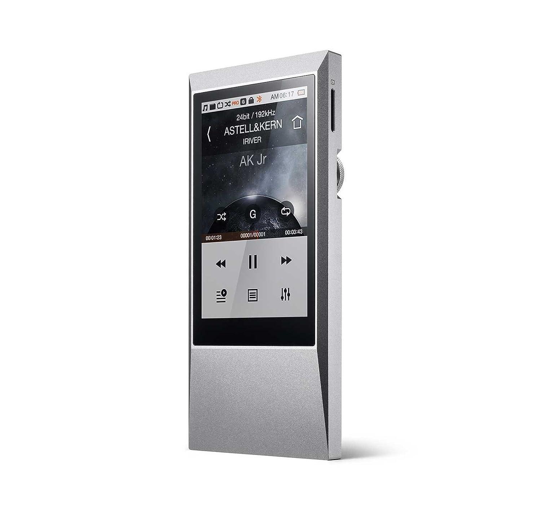 IRIVER Astell&Kern AKJR 64GB HIFI PLAYER Portable Bluetooth DSD MUSIC Flac  MP3 Audio Player (silver)