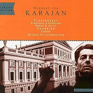 Karajan Conducts Tchaikovsky: Pathetique Symphony