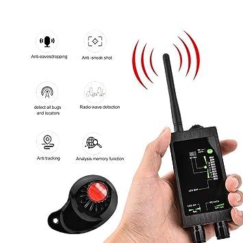 AKAKKSKY Detector De Señal Anti Espionaje Detector De Señal GPS ...