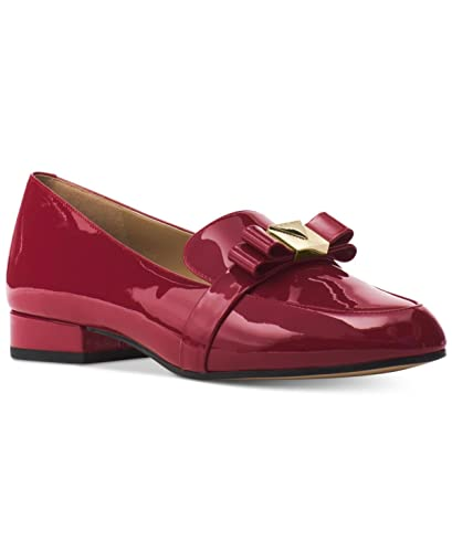 e601ffe8a7d9 Image Unavailable. Image not available for. Color  Michael Michael Kors  Caroline Loafer ...