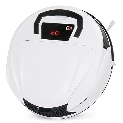 Robot aspirador Versión II inteligente, Corto Tiempo ...