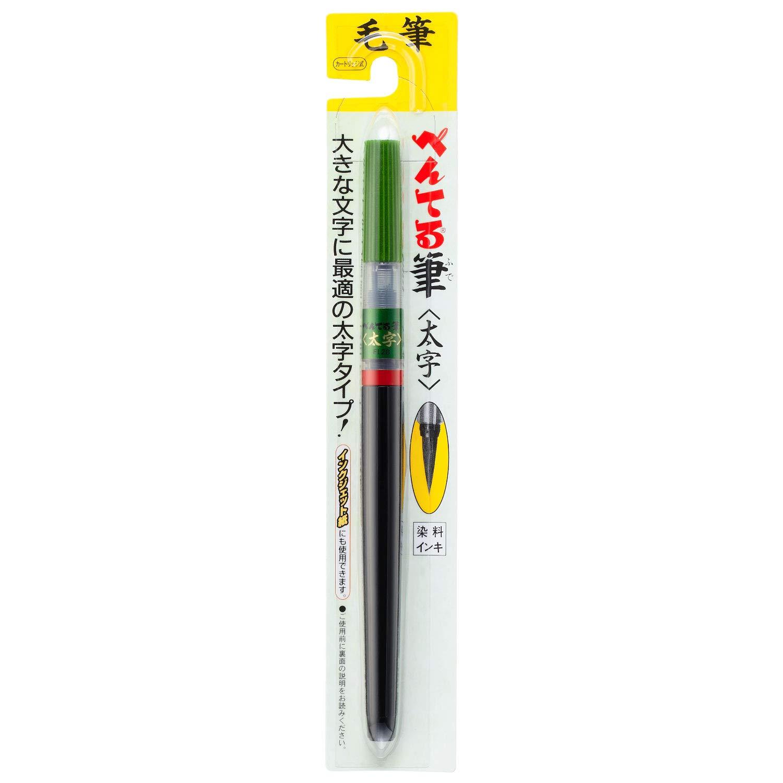 Pentel Fude Penna con punta a pennello Bold