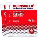 "Burnshield 4"" X 4"" Burn Dressing, Sterile - 3 Count"