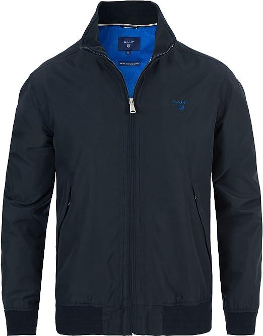 Herren New Hampshire Jacke in blau von GANT