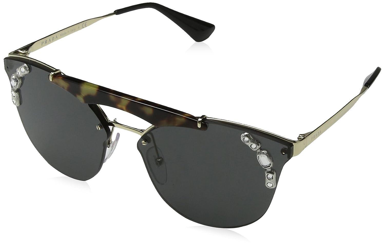 93d4917895 Amazon.com  Prada Women s PR 53US Sunglasses 42mm  Clothing