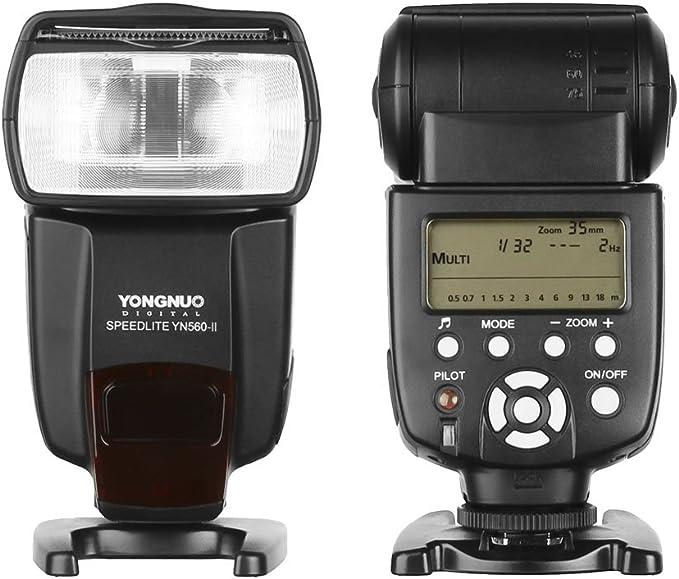 Yongnuo Speedlite Yn 560 Ii Systemblitz Kamera