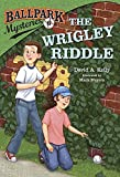 img - for Ballpark Mysteries #6: The Wrigley Riddle (A Stepping Stone Book(TM)) book / textbook / text book