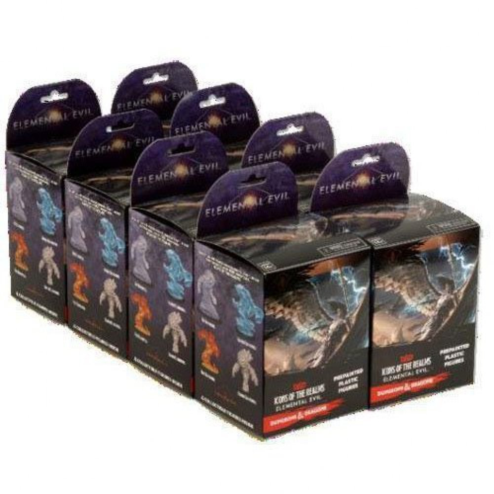 1xIcons of the Realms: Elemental Evil Standard Booster Dungeons & Dragons