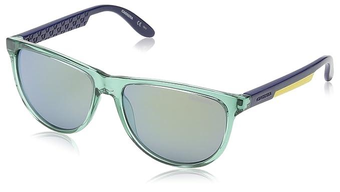 Para Verdeazul Carrera 5007 MujerColor Gafas Sol Redondas De wPXZ0OkN8n