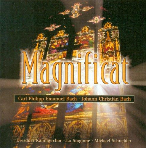 Bach, C.P.E.: Magnificat / Bac...