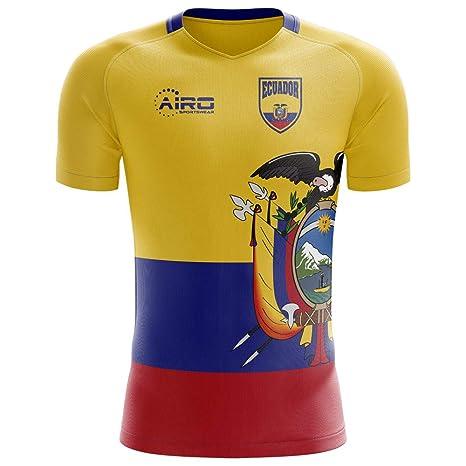 Amazon.com : Airo Sportswear 2018-2019 Ecuador Home Concept ...