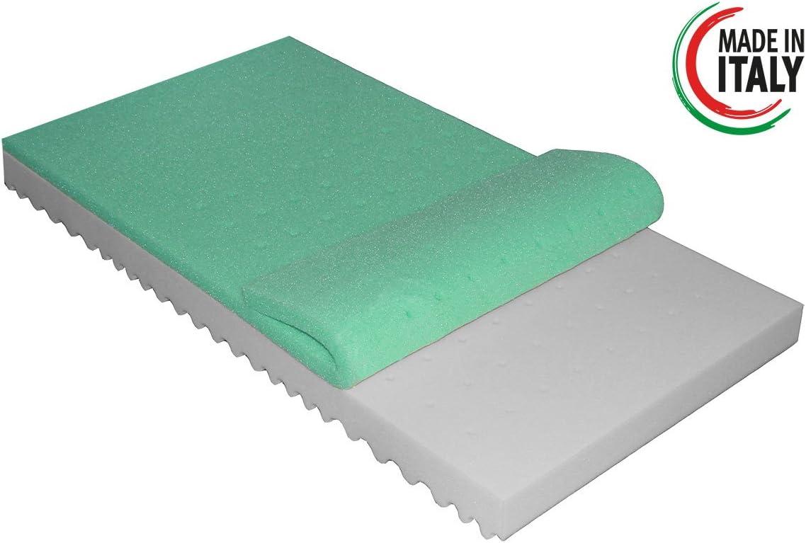camas infantiles Almohada antiasfixia incluida 60x120 Modelo Colch/ón para cunas BimboColch/ón antiasfixia con funda extra/íble lavable en la lavadora