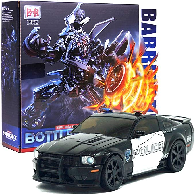 Black Mamba Transformer LS-02 Bottleneck: Amazon.es: Juguetes y juegos