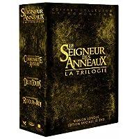 Coffret Trilogie Le Seigneur des Anneaux - Intégrale Versions longues - 12 DVD - Edition spéciale limitée 2011 [Version Longue]