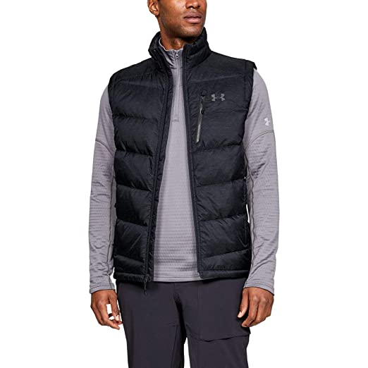 83247e21abbbb Amazon.com: Under Armour Ua Outerbound Down Vest: Clothing
