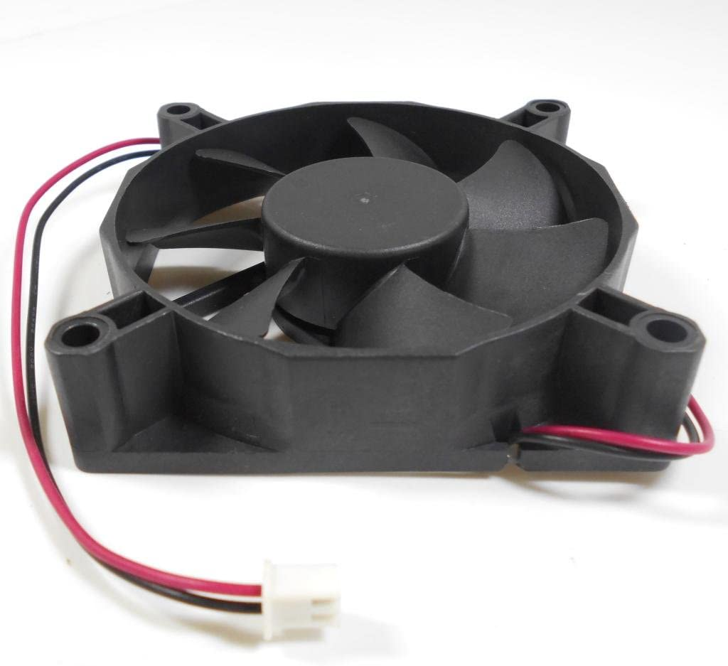 TD8020LS 12V 0.08A Quiet 6dbA 80mm x 20mm 8cm 2Wire Drinking fountains Cooling Fan