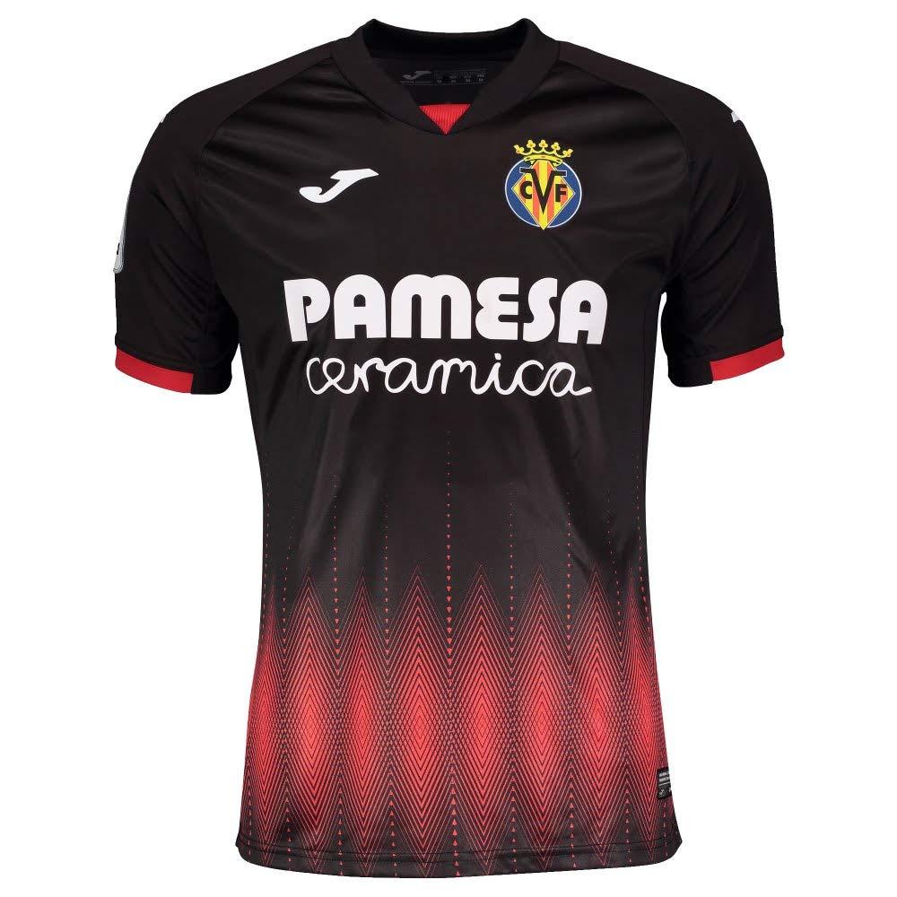 Joma 2018-2019 Villarreal Third Football Shirt