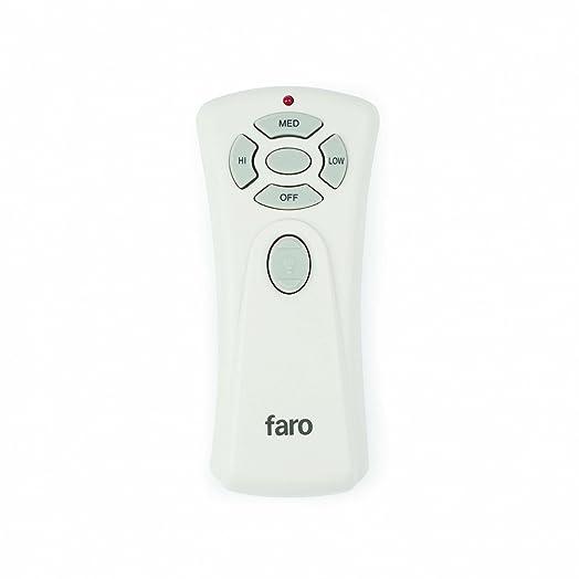 hunter pacific unitron remote control instructions