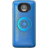Moto Snap, Motorola, Stereo Speaker, PG38C02261, Azul
