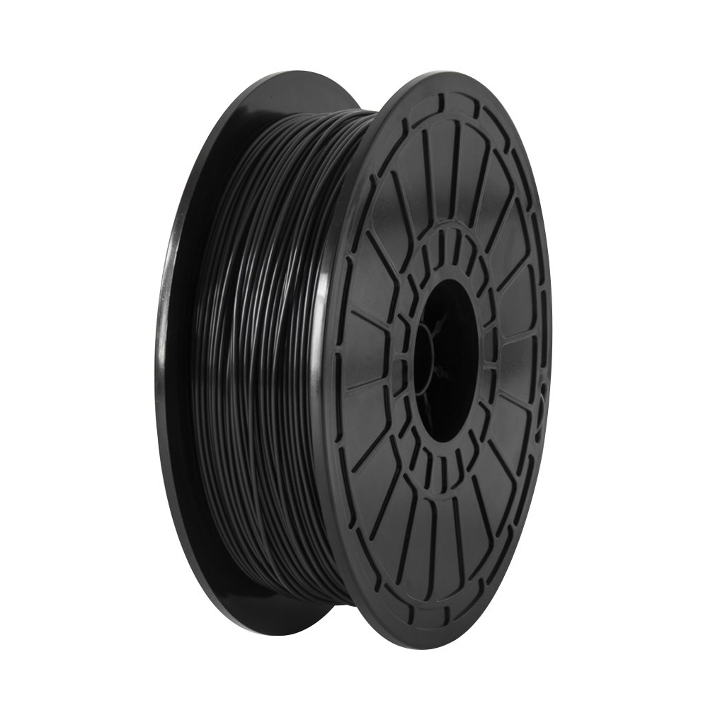 FLASHFORGE® ABS 3D Printing Filament 1.75mm 0.6KG/Roll for Dreamer Series (Black) Zhejiang Flashforge 3D Technology Co. Ltd.