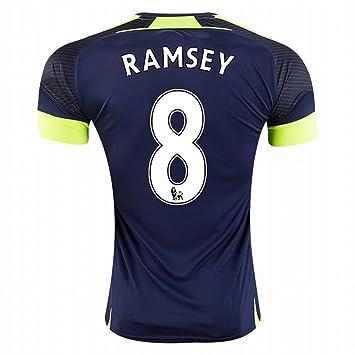 Maillot Domicile Arsenal Aaron Ramsey
