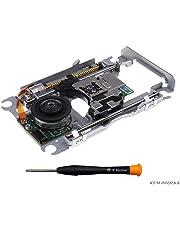 PS4 Lente láser de repuesto KEM-860PAA con Lens Deck KES-860 - Laser Pieza de reparación de Blu Ray Unidad de motor de módulo de unidad de DVD con cabeza óptica para BDP-010 y BDP-015 de PlayStation 4 CUH-10xx