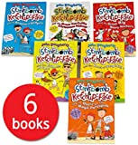 Stinkbomb and Ketchup-Face Collection - 6 Books