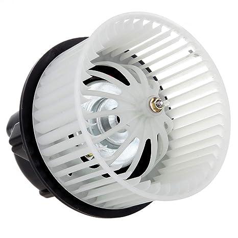 Amazon com: cciyu HVAC Heater Blower Motor with Wheel Fan Cage 75032