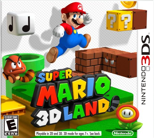 Super Mario 3D Land by Nintendo