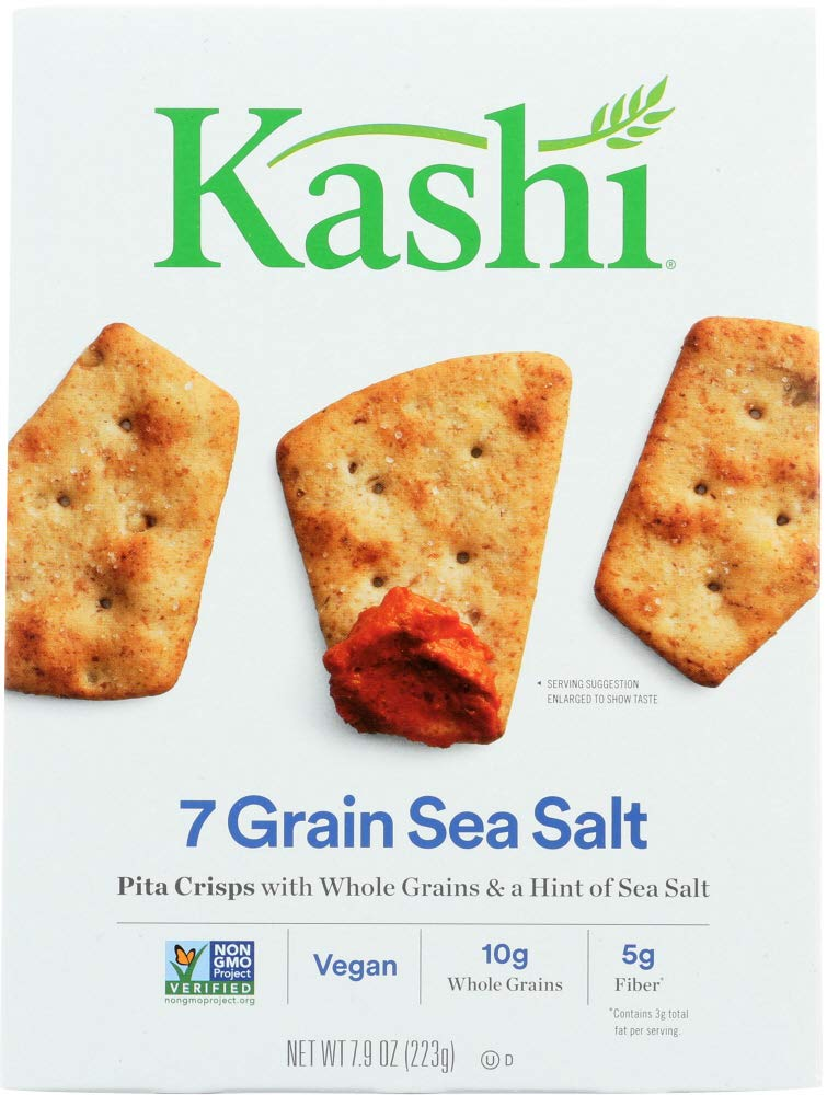 StarSun Depot (NOT A CASE) Pita Crisps Original 7 Grain with Sea Salt by StarSun Depot
