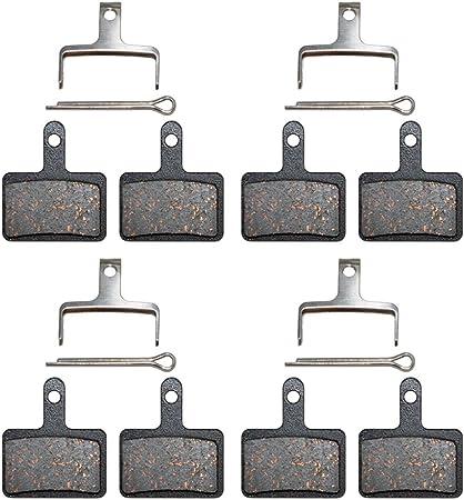 Pastiglie freno mtb per shimano M375 M395 M416 M445 M446 M485 M486 M515 M525